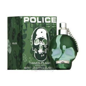 ポリス POLICE ポリス トゥービー カモフラージュ 40ml EDT SP fs 【あすつく】【香水 メンズ】|kousuimonogatari-ys