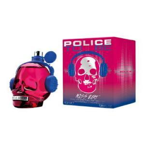 ポリス POLICE ポリス トゥービー ミスビート 40ml EDP SP fs 【あすつく】【香水 レディース】|kousuimonogatari-ys