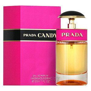 プラダ PRADA キャンディ オードパルファム 30ml EDP SP fs 【あすつく】【香水 レディース】|kousuimonogatari-ys