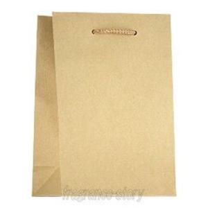 ショッピングバッグ プレゼント用ショッピングバッグ ベージュ ※包装なしバッグのみ etc 【あすつく_休止中】|kousuimonogatari-ys