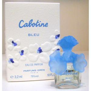 グレ カボティーヌ ブルー3.2ml ミニボトル  kousuinet