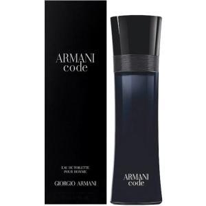 送料無料 ジョルジオ アルマーニ  コード プールオム EDT 200ml GIORGIO ARMANI CODE POUR HOMME|kousuinet