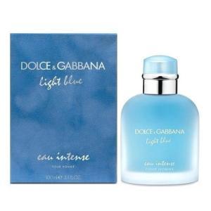 ドルチェ&ガッバーナ ライトブルー オーインテンス プールオム EDP 100ml  Dolce Gabbana Light Blue Eau Intense Pour Homme kousuinet