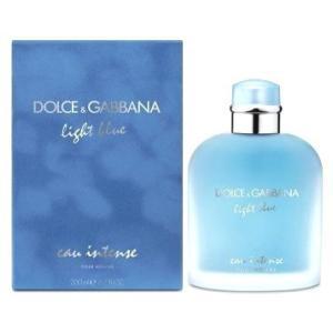 ドルチェ&ガッバーナ ライトブルー オーインテンス プールオム EDP 200ml  Dolce Gabbana Light Blue Eau Intense Pour Homme kousuinet