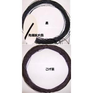 なめし皮ひも (断面1mm径の円形)長さ1mX20本セットまたは10mX2本|kousuinet