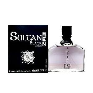 ジャンヌアルテス スルタン メン ブラック EDT SP 100ml (香水) kousuinoana