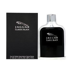 ジャガー クラシック ブラック EDT SP 40ml (香水)|kousuinoana