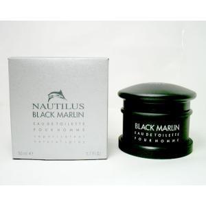 ノーチラス ブラックマリン EDT SP 50ml|kousuinoana