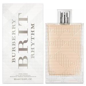 バーバリー ブリット リズム フォーハー EDT SP 90ml (香水)|kousuinoana