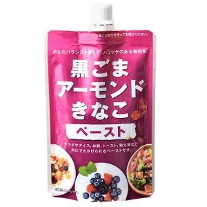 780円 送料無料 きな粉 黄な粉 からだ きなこ 幸田商店 黒ごまアーモンドきなこペースト 100 g × 2 袋
