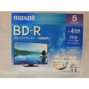 マクセル ブルーレイディスク BRV25WPE5S...