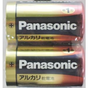 パナソニック 製 品番 LR20XJ2SE 在庫有り 当日発送 単1形 アルカリ電池 2本組 推奨期...