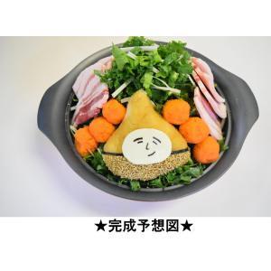 食べてびっくり!野菜たっぷり!ビッくり原くん鍋セット