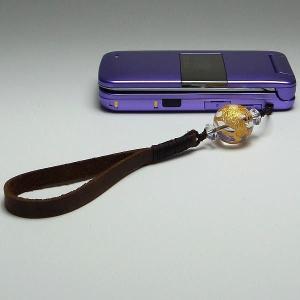 水晶 麒麟 ストラップ(金) 天然石 パワーストーン 風水グッズ 携帯電話 ケイタイ 開運グッズ|kouyuu