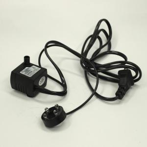 噴水 交換用ポンプ LED 4タイプ 交換 噴水用 ポンプ ライト付 風水グッズ 開運 インテリア 置物 kouyuu
