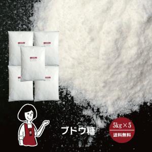 ブドウ糖 5kg×5〔チャック付〕...