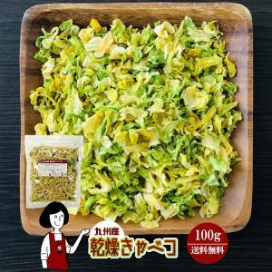 九州産 乾燥キャベツ 100g チャック付 kowakeya