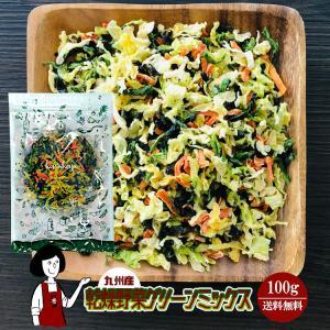 乾燥野菜グリーンミックス 100g チャック付 kowakeya