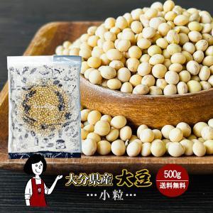 大分県産 大豆《大粒》500g〔チャック付〕/ 29年産|kowakeya