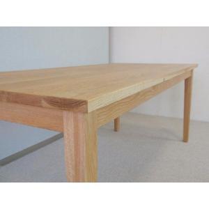 ダイニングテーブル テーブル koma-dining-180 無垢ダイニングテーブル w1800|kowbowmokumoku|03