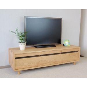 テレビ台 テレビボード r-maru-tv-150 無垢 テレビボード w1500|kowbowmokumoku