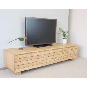 テレビ台 テレビボード zen-tv-180 無垢 テレビボード w1800|kowbowmokumoku