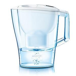 BRITAアルーナXL ホワイト 3.5L (浄水部容量 2.0 リットル) (カートリッジ1個付属)ブリタ ポット型浄水器|koyama-p
