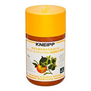 クナイプバスソルト オレンジ・リンデンバウム 菩提樹の芳香浴 850g|koyama-p