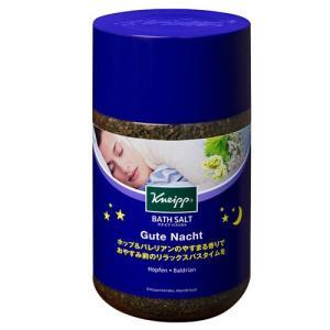 クナイプ グーテナハト バスソルト ホップ&バレリアンの香り 850g|ヘルスケア コヤマ