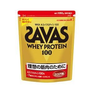 ・ホエイプロテイン100%使用<br> たんぱく原料として、吸収の良い「ホエイプロテイン...