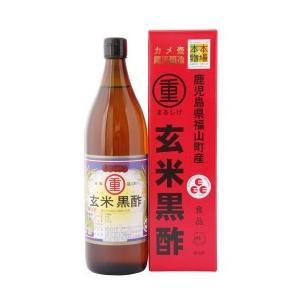 まるしげ玄米黒酢 900ml|koyama-p