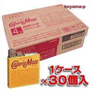 カロリーメイトブロック チョコレ−ト味 1箱4本入×30個