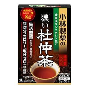 小林製薬の濃い杜仲茶 煮出し用 3g×30袋