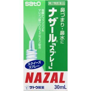 ナザールスプレー 30ml第2類医薬品|koyama-p