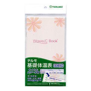 テルモ基礎体温表 WOMAN ℃ Book (ウーマンドシーブック)|koyama-p