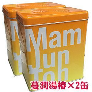 蔓潤湯椿 750g×2缶【医薬部外品】まんじゅんとうつばき|koyama-p