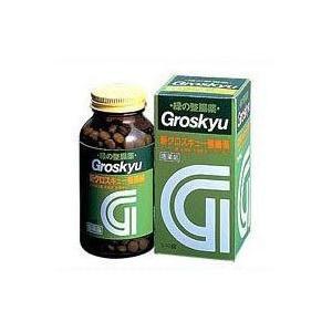 新グロスキュー整腸薬 (指定医薬部外品)  540錠 koyama-p