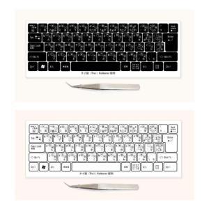 タイ語 マルチリンガルキーボードラベル シール 貼付用ピンセット付属 koyo-luxol