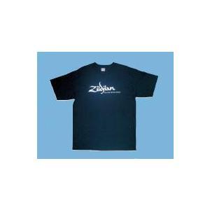 ジルジャン・ロゴ入り黒Tシャツ [zildjian ジルジャン]|koyogakki