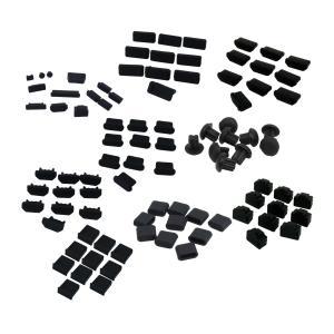 コネクタ 保護キャップ 保護カバー  ホコリ防止 カバー キャップ USB  MicroUSB  Type-C パソコン コネクター PC タブレット koyokoma