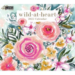 送料無料!2021年 ラング社カレンダー Wild at Heart ワイルド・アット・ハート Lisa Audit|koyomi10
