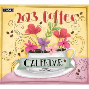 送料無料!2021年 ラング社カレンダー(Lang) Coffee  カフェ|koyomi10