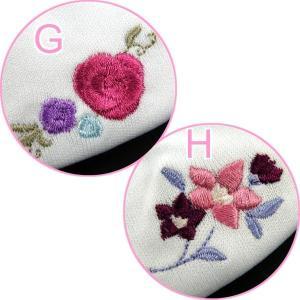 足袋カバー 刺繍入り ストレッチ 白足袋 全10柄 6点まで ゆうメール可 0331|koyuki|05