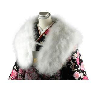 高級 フェザーストール 羽毛ショール 箱入り 単品 ホワイト|koyuki