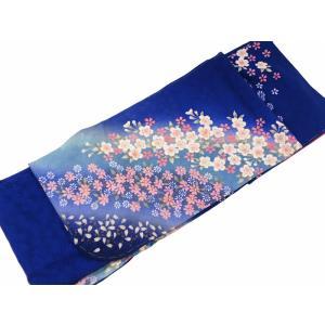 訳あり お仕立て上がり 正絹 振袖 着物 金加工入り 桜柄 単品 身丈162.5cm hk-22|koyuki