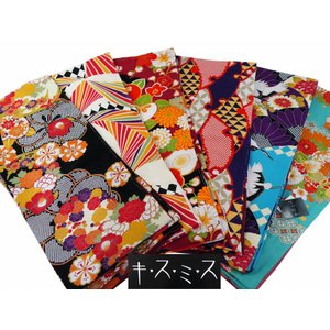 キスミス ブランド 着物 総柄 振袖 単品 全6柄 kis-8|koyuki