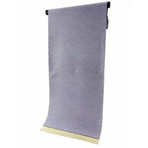 お仕立てサービス 洗えるきもの ポリエステル 小紋 おしゃれ 着物 反物 薄紫系 tk-167|koyuki