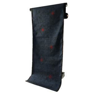 本場 奄美大島 紬 古代染色 純泥染 伝統的工芸品 着物 反物 tu-20|koyuki