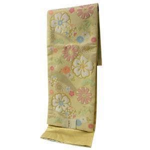 和遊日 礼装用 お仕立て上がり 袋帯 花柄 hp-211|koyuki