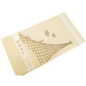 正絹 お仕立て上がり お洒落 夏用 袋帯 na-86 アイボリー系|koyuki